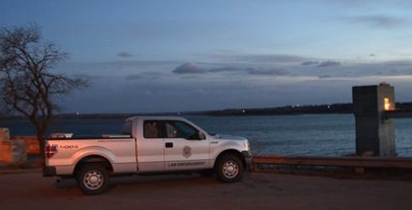 Searchers recover body of Kansas fisherman who drowned
