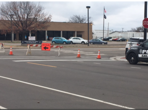 UPDATE: Bomb squad called for suspicious package at Salina