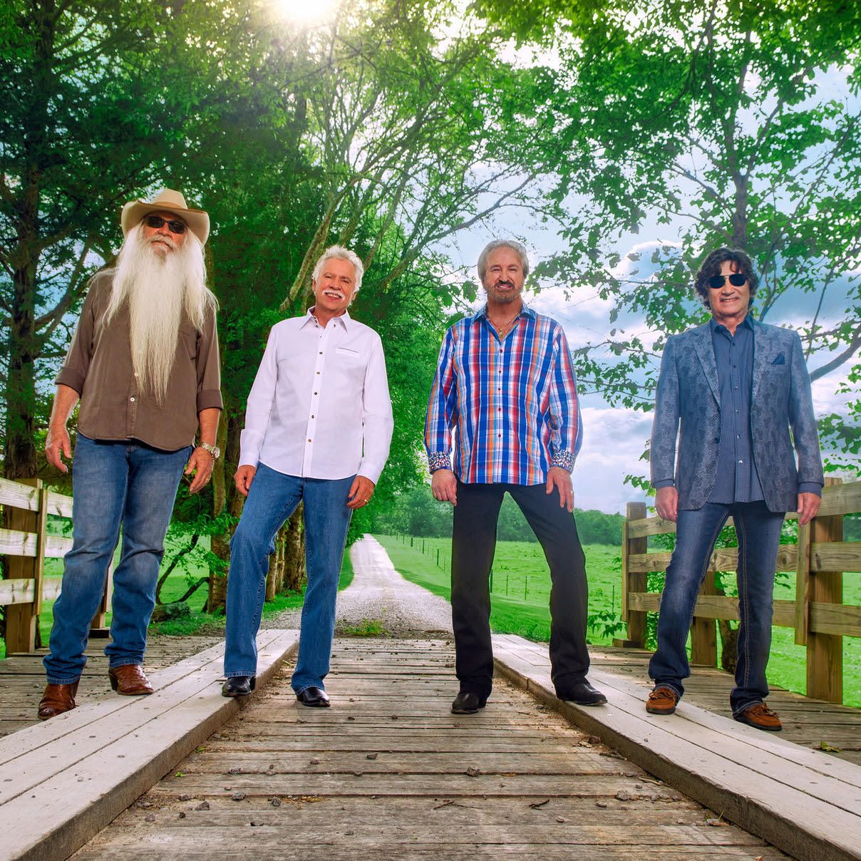 The Oak Ridge Boys At The Stiefel- Tickets On Sale