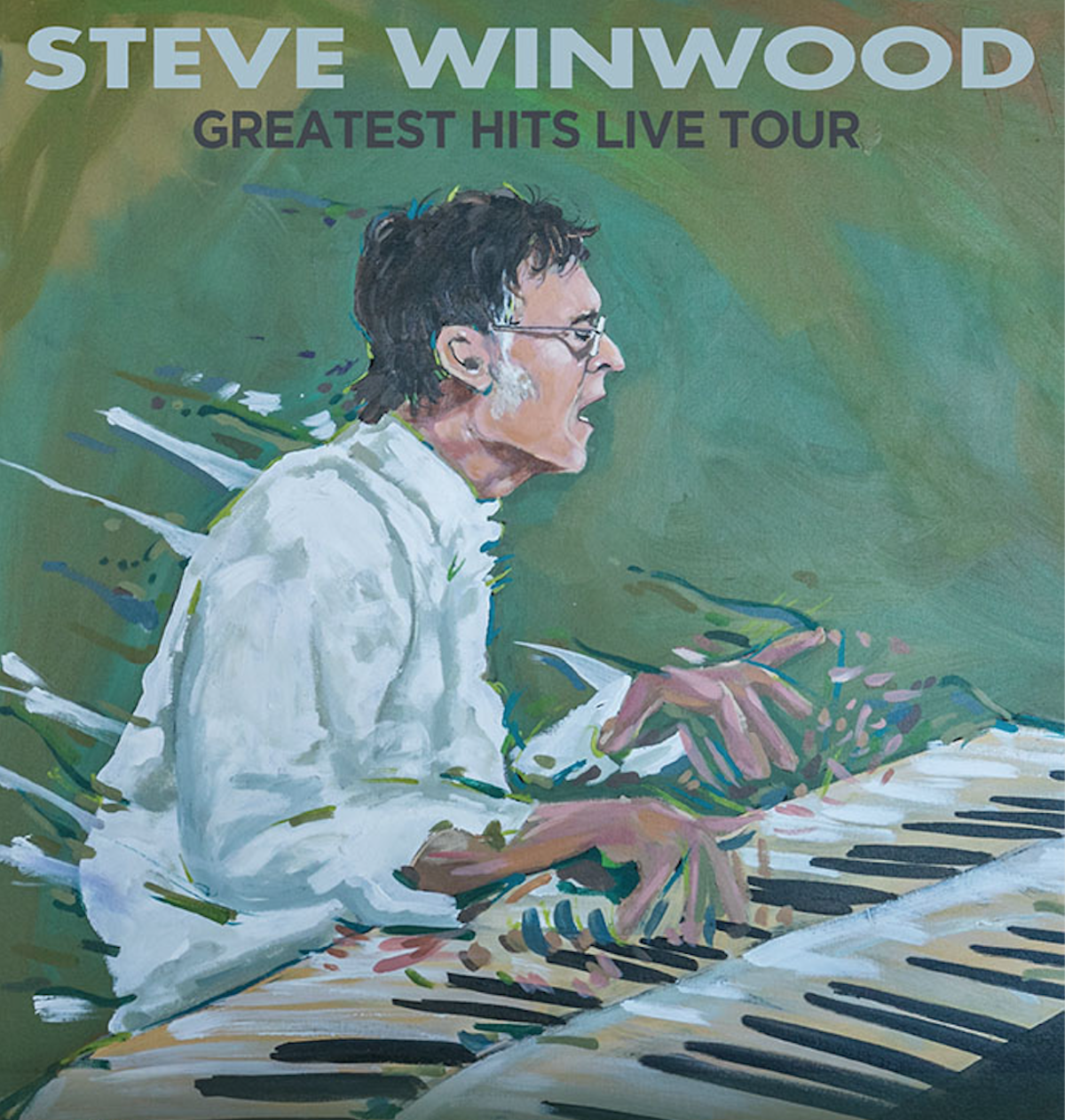 Stiefel Theatre Announces Steve Winwood